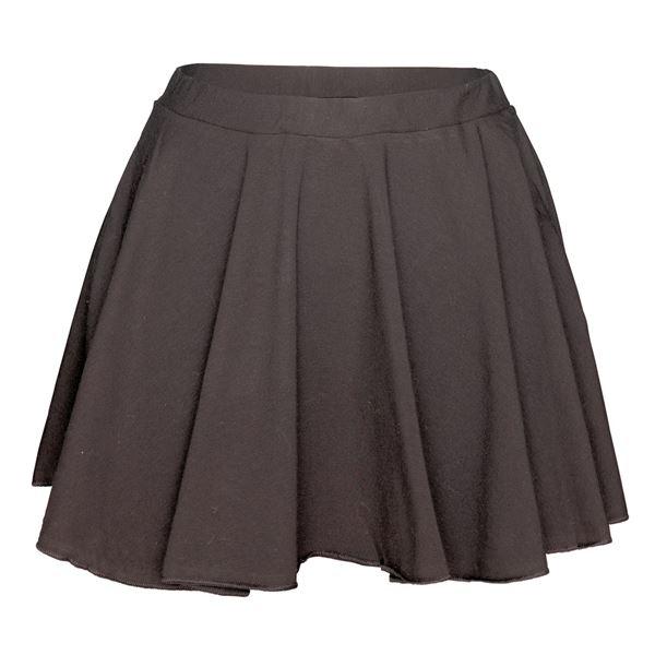 Whizz Black Skirt