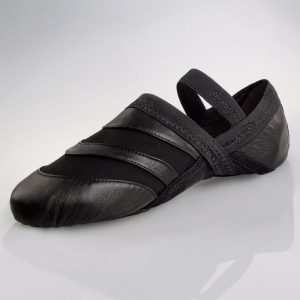 Capezio UFF01 Freeform Dance Shoe in Black