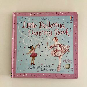 Usborne Little Ballerina Dancing Book