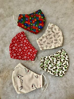 Christmas Face Masks - Adult sizes