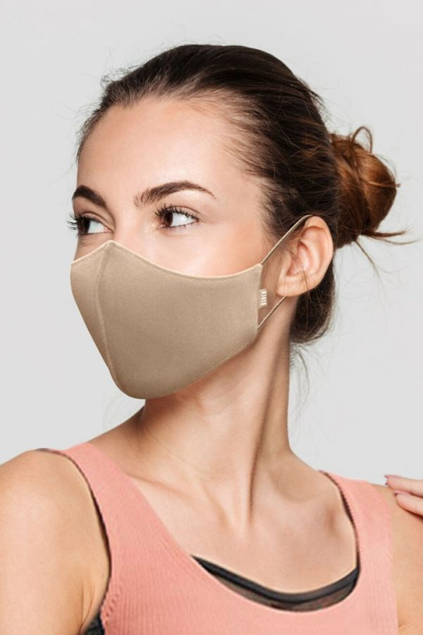 Bloch Face Mask in Sand