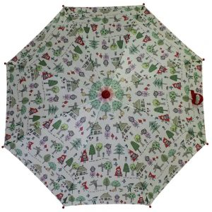 Little Red Riding Hood Umbrella