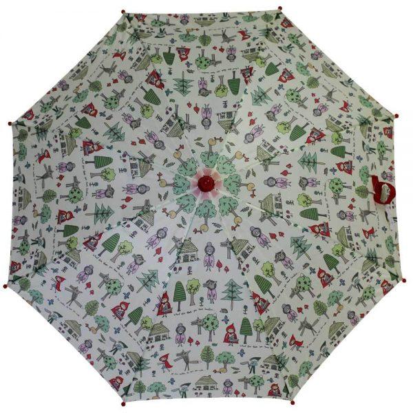 Little Red Riding Hood Umbrella