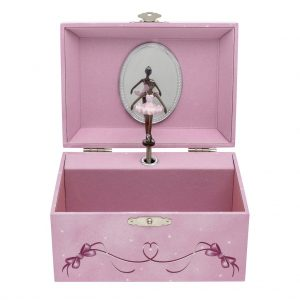 Nia Ballerina Jewellery Box