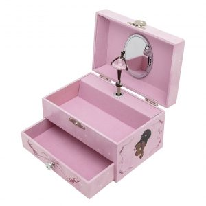 Nia Ballerina Jewellery Box - Dressing Table
