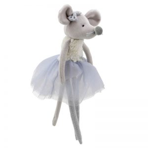 Wilberry Dancers - Grey Mouse