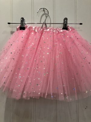 Children's Pink Tutu Skirt