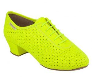 Supadance 1326 Neon Yellow Ladies Practice