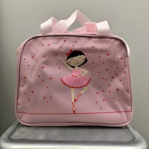 Children's Dance Bag - Pink Dancer