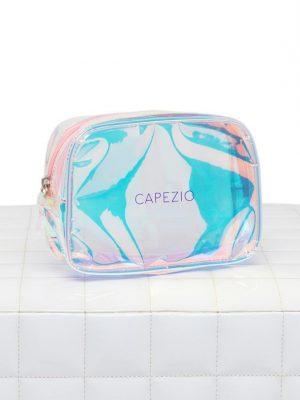 Capezio Holographic Make-up Bag