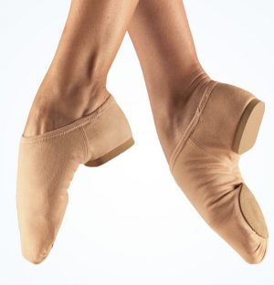 So Danca Canvas Jazz Shoes