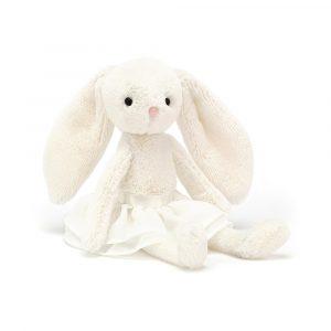 Jellycat Arabesque Bunny Cream