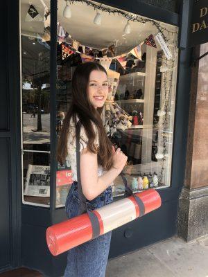 Yoga Mat Carrying Strap