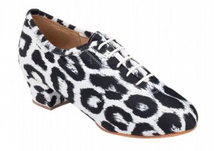 "Supadance 1326 ""Wild at Heart"" White Leopard"