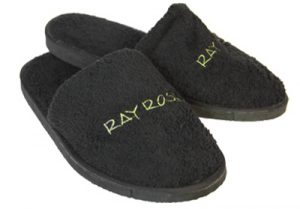 RayRose Slippers